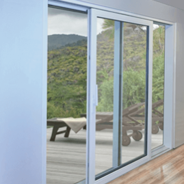 Lift-Slide Door
